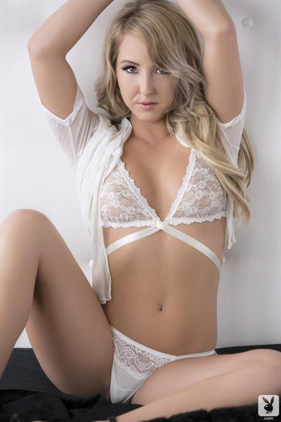 Kali Murphy in lingerie