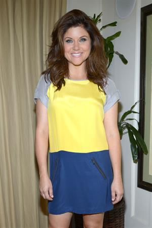 Tiffani Thiessen Michael Simon Photoshoot 1/29/13