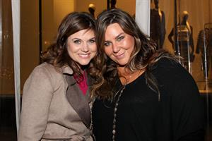 Tiffani Thiessen Opening Celebration Of Kimberly McDonald Los Angeles (Jan 10, 2013)