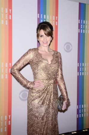 Tina Fey - Kennedy Center Honors 12/2/12