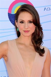 Troian Belisario - 2012 Teen Choice Awards in Universal City (July 22, 2012)