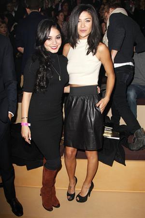 Vanessa Hudgens Victoria's Secret fashion show in NY 11/7/12