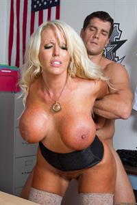 Alura jensen - pussy and nipples