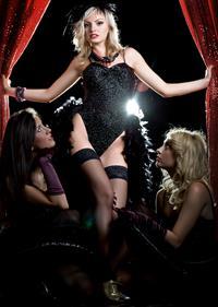 Alexandra Stan in lingerie