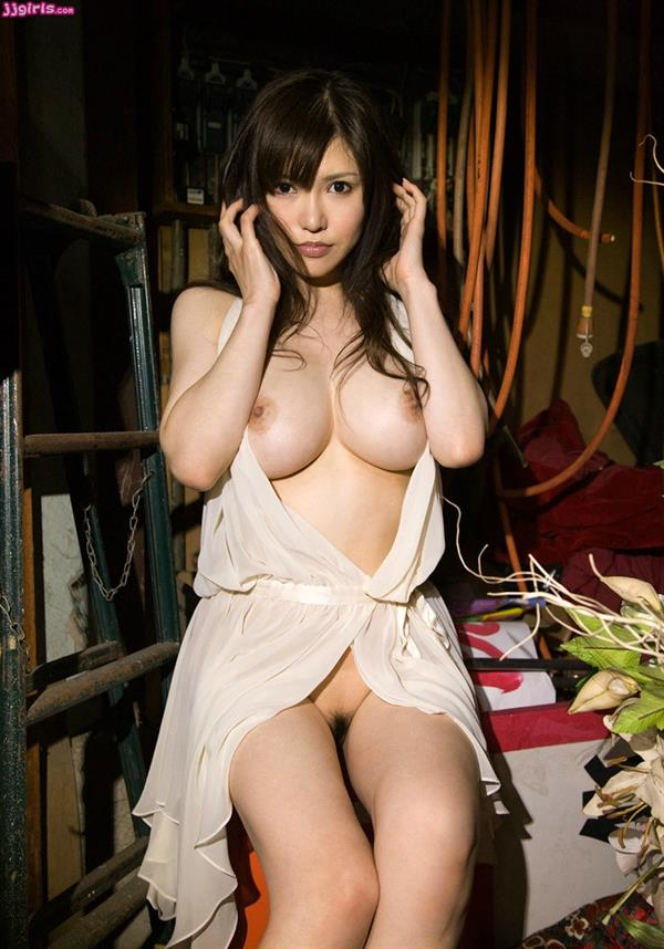 Anri Okita - breasts