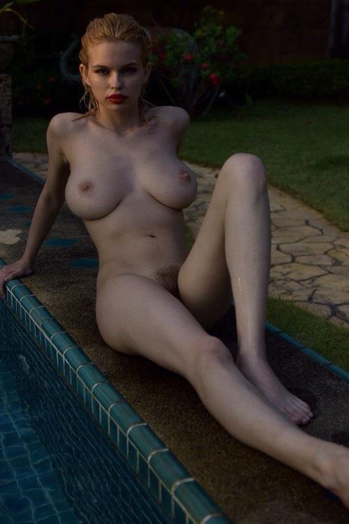 Julia Logacheva - breasts