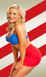 Natalya Neidhart in lingerie