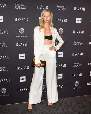 Karolina Kurkova at the HARPERS BAZAAR Celebrate ICONS September 6, 2014
