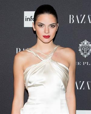 Kendall Jenner at the HARPERS BAZAAR Celebrate ICONS September 6, 2014