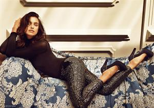Irina Shayk Autumn Winter 2014 collection for the Spanish Shoe brand XTI September 3, 2014