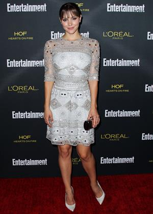 Katharine McPhee 2014 Entertainment Weekly pre-Emmy party August 23, 2014