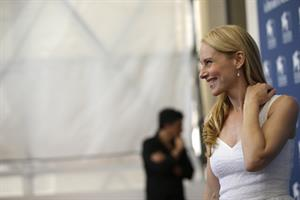 Amy Ryan and Emma Stone Birdman photocall @ 71st International Venice Film Festival August 27, 2014
