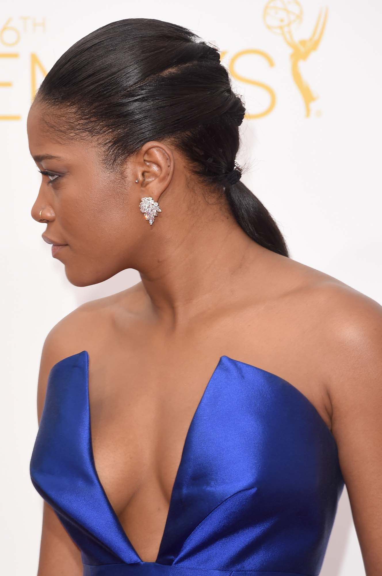 Keke Palmer 2014 Primetime Emmy Awards arrivals August 25, 2014