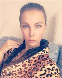 Tereza Jelinkova taking a selfie