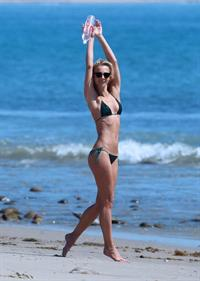 Tereza Jelinkova in a bikini