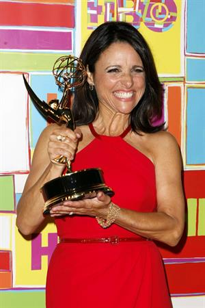 Julia Louis-Dreyfus at HBO's Official 2014 Emmy After Party August 25, 2014