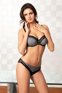 Bojana Krsmanovic in lingerie