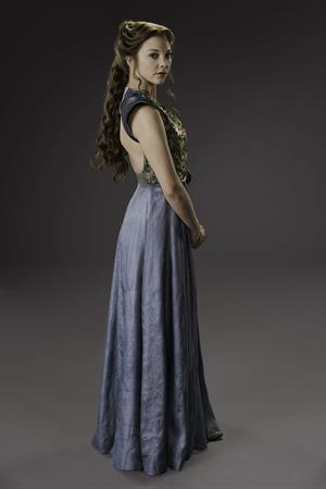 Natalie Dormer Game of Thrones Season 4 promo stills