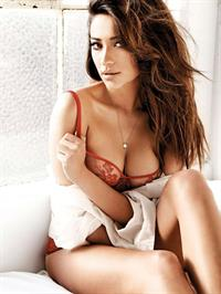 Shay Mitchell in lingerie
