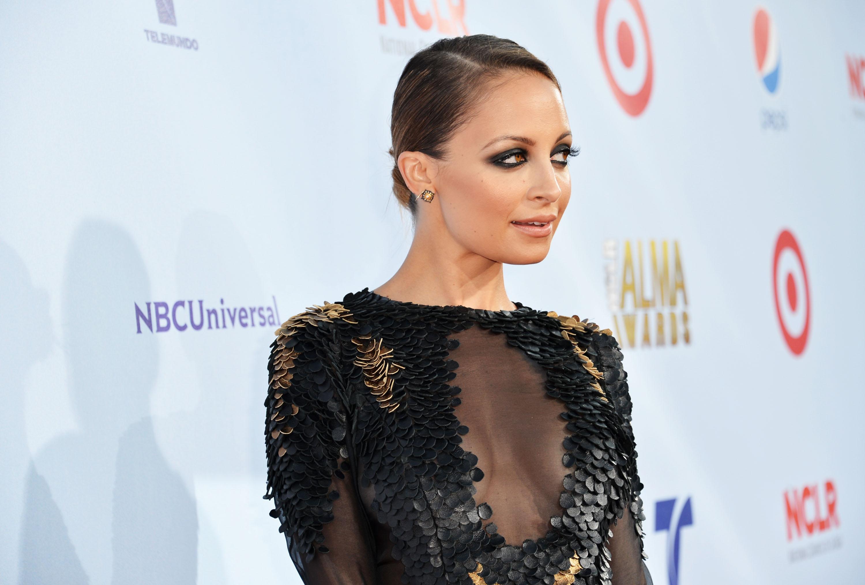 Nicole Richie NCLR ALMA Awards in Pasadena September 16, 2012