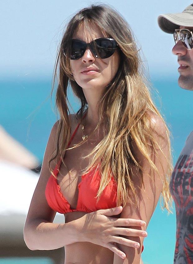 Shannon De Lima in a bikini