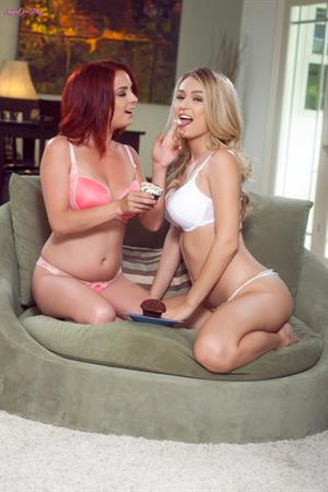 Made These For You.. featuring Ashlee Graham, Natalia Starr | Twistys.com