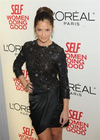Minka Kelly 3rd Annual Self Magazine Women Doing Good Awards on September 21, 2010 in New York City