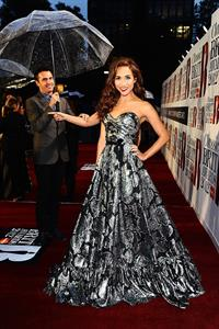 Myleene Klass The Classic BRIT Awards - October 2, 2012