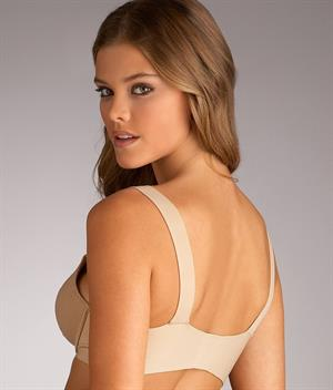 Nina Agdal Bare Necessities Lingerie 2012