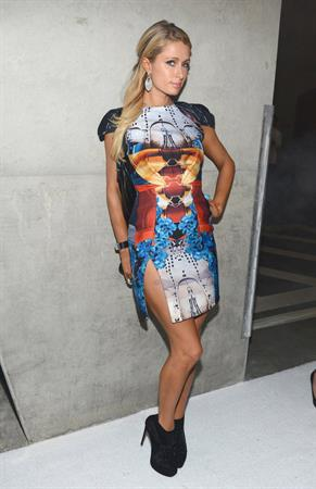 Paris Hilton Celebrates 60th Anniversary at Art Basel Miami Beach 07.12.12