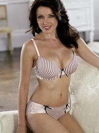 Dannii Minogue in lingerie