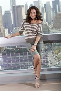 Adrienne Bailon Tribeca Film Festival portraits on April 27, 2011