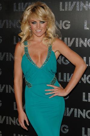 Abigail Clancy Living Tv summer schedule launch