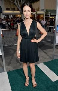 """Abigail Spencer """"Draft Day"""" Hollywood Premiere - April 7th, 2014"""