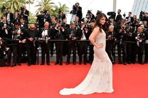 Aishwarya Rai  The Search  Premiere at 67th Cannes Film Festival, Cannes, France, May 21, 2014