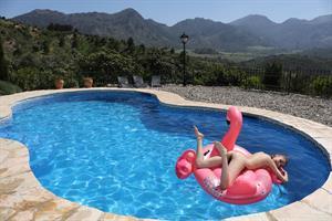 Flamingo - Free preview - WATCH4BEAUTY | Nude Art Magazine