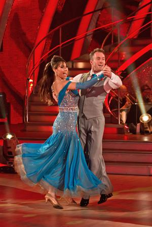 Alex Jones Strictly Come Dancing 2011