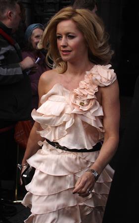 Alexandra Fletcher at the British Soap Awards on May 14, 2011
