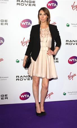 Alex Jones pre Wimbledon party June 16, 2011
