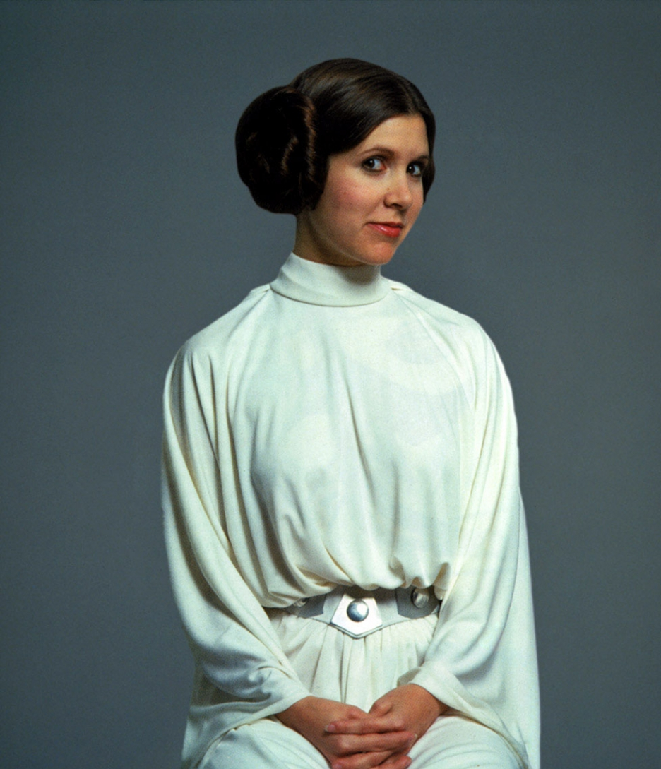 Carrie fisher star wars — pic 1