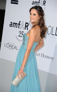Alessandra Ambrosio Amfars Cinema Against AIDs Gala in Antibes France on May 19, 2011