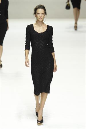 Alessandra Ambrosio Dolce Gabbana