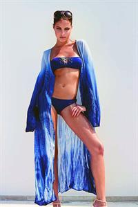Bruna Loureiro in a bikini