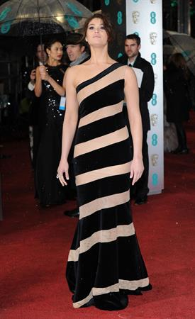 Gemma Arterton EE British Academy Film Awards, 10 Feb 2013