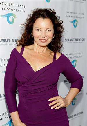 Fran Drescher attending the Helmut Newton Opening Night exhibit at Annenberg Space For Photography 2013-06-27