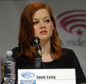 Jane Levy WonderCon Anaheim 2013 Day 2 on March 30, 2013