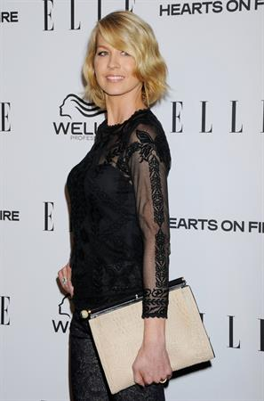 Jenna Elfman at ELLE's Women in Television Celebration in West Hollywood