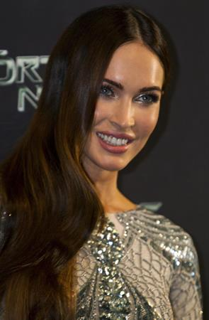 Megan Fox attending a Ninjas Turtles screening in Mexico July 29, 2014