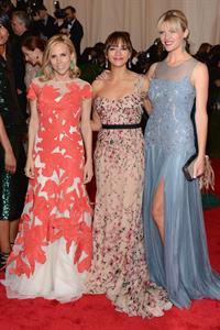 Brooklyn Decker attending Metropolitan Museum of Arts Costume Institute Gala, May 7, 2012
