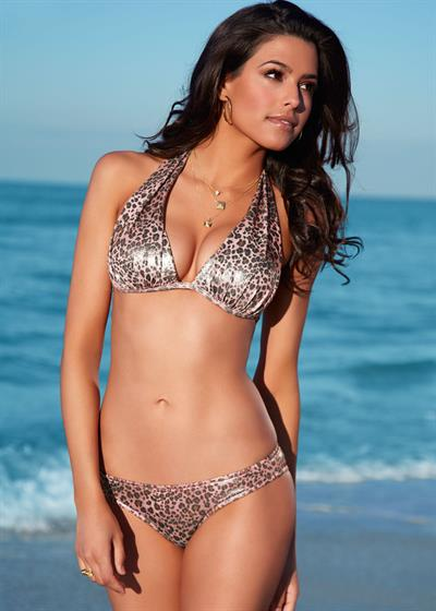 Gio Ott in a bikini